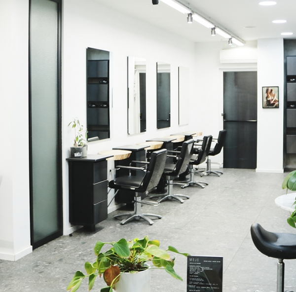 THE MOJO HAIR STUDIO